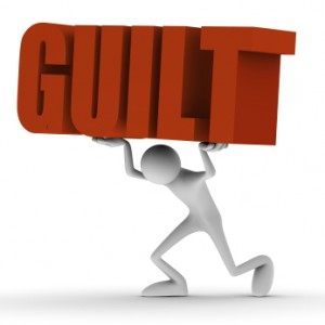 Stop Feeling Guilty After Divorce